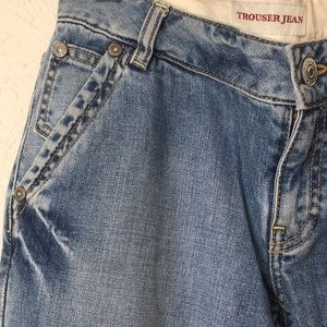 NWOT Banana Republic trouser light color Jean.